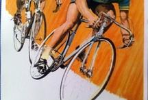 Tour de France, bikes