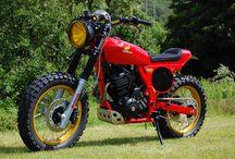 Honda Motorcycles / by Richard Woten