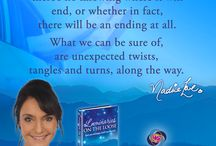 Luminaries On The Loose Author Quotes / by Nadine Love