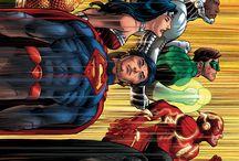 Justice league&Adalet birliği