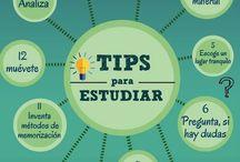 Tips de estudio y educación