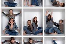 Cube photoshoot