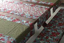 toalha e mesa