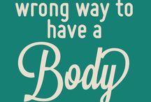 Kroppspositivitet