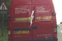 He-Van Removals Customer Pictures / Post your He-Van pictures if you took some.