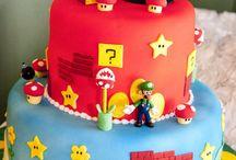 Fiesta de Mario Bross
