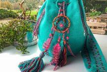 Mochilas wayuu(plecaki)