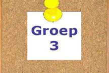 Groep 3 / Activiteiten schooljaar 13/14