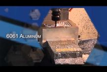 Machining Center Video / product demonstrations