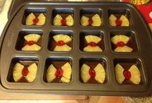 Brownie Pan Creations / Here are things to make in your Pampered Chef brownie pan...