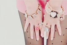 Material Girl...  / by Ashlyn Dykes