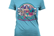 Girls Superhero T-Shirts!