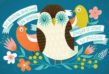 Illustration / by Heather Dutton | Hang Tight Studio