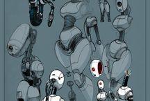 Robo | Sketch