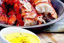 seafood hmm
