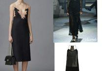 The return of slip dress #trendalert #trend2016#fashiontrend