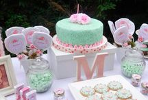 deco tortas y candy bar