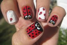 Nails / There is nothing better than having artfully painted nails... YEEHAAAA! / by Babs Babas