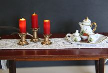 Dollhouse Miniatures - Lighting