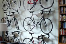 Ways to store your bikes