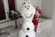 Snow Creations / lumi luomuksia