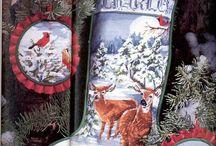 Cross Stitch: Lesní zvěř