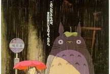 Japanese Movies / by Alicia Martinez