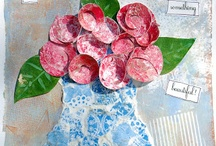 Paper Arts and Crafts with Gelli Prints! / by Gelli Arts®