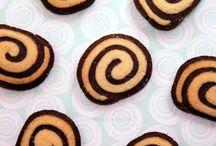 Ciasteczka / Przepisy z blogów Redaktorów Magazynu kulinarnego GRYZ