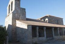 Iglesia de Nuestra Señora de la Asunción en Sobradillo de Palomares / Románico de Zamora