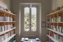 Gabinet, książki