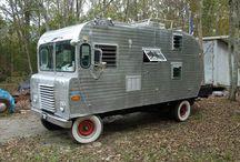 Caravans, Motorhomes & Teardrops