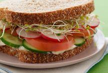 Healthy Sandwich Alternatives
