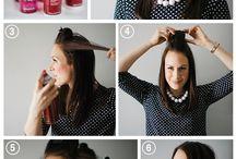 hairstyle / tutorials de pentiados