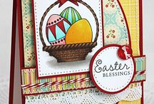 Easter cards and ideas / by Adele Massey