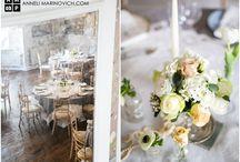 Lifestyle Photography - Wedding styling