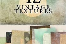 Vintage Textures Bundle