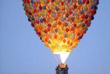 Hot air balloons  / by Griselda Villarreal