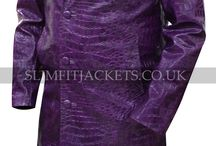 Jared Leto Joker Suicide Squad Purple Trench Coat / Jared Leto Joker Suicide Squad Purple Trench Coat can be reached at Slimfitjackets.co.uk at a discounted price with free shipping across UK, USA, Canada and Europe. For details, please visit: http://goo.gl/z69oSE