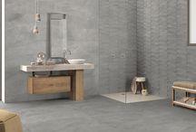 Bathrooms / Bathrooms surfaces