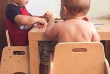 Montessori vida diaria
