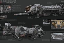 Concept Vehicle / Weapon