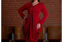 Runway Red / The Color Red is fierce, warm, radiant, romantic, sexy, desirable, powerful, lustful, exciting, daring, and it speaks confidence. Shavonne Dorsey's designs in the color red will bring out the beautiful flawless fierce curves on a Curvaceous woman. Check out our designs