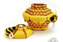 Beaded Objects, Accessories, Decorations