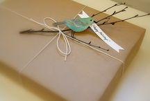 Geschenke einpacken