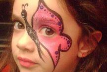Pintura de cara