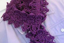 scarves, stoles, wraps etc. / by Leyla Shelton