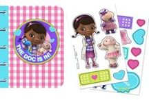 Doc McStuffins Party Decorations / Have a stuffed animal feeling under the weather? Have a Doc McStuffins party to treat all the cute friends in your child's life!    We have searched through many boards to bring you some great ideas for a Doc McStuffins theme party. We have added some of our own Doc McStuffins Party Supplies as well. You can find all of our Doc McStuffins Party Supplies at http://www.ezpartyzone.com/cat-doc-mcstuffins-party-supplies.cfm