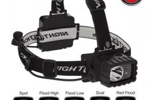 NSP-4612B / Dual-Light Multi-Function Headlamp