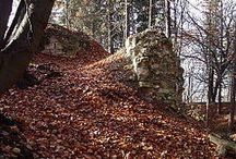 Kounov a okolí / zajímavá místa v okolí kounovských kamenných řad